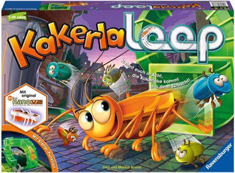 größe bettdecke ravensburger lustige kinderspiele kakerlaloop