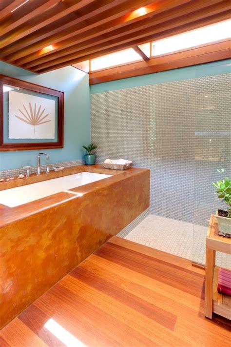 badezimmer deko feng shui wohnr 228 ume nach feng shui richtig gestalten der effekt der