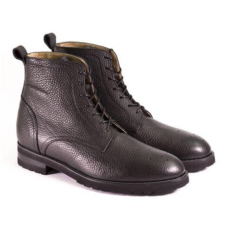 scarpe uomo con rialzo interno stivali uomo con rialzo interno eraclito stivali