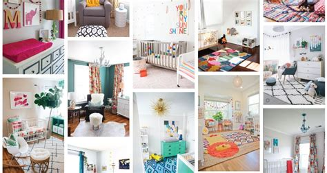colorful nursery 15 adorable colorful nursery ideas kid s room decor