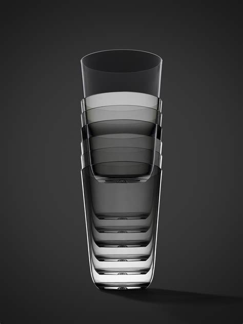 bicchieri di design servizio di piatti caraffa 4 bicchieri 2 bicchieri