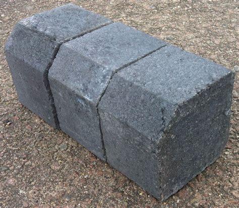27 linear meters concrete reversible kerb edging charcoal ebay