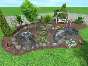 Backyard Landscape Ideas by Architecture Homes Small Backyard Designs
