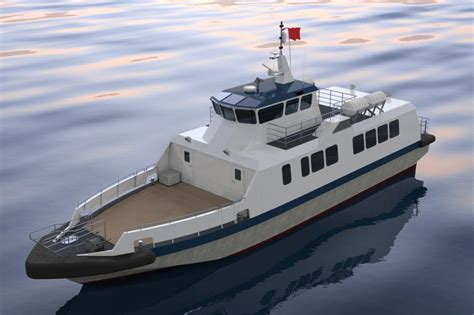 fast crew boats bmt nigel gee to design fast crew boats for arco marine