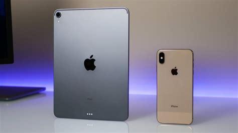 pro 2018 vs iphone xs max speed test