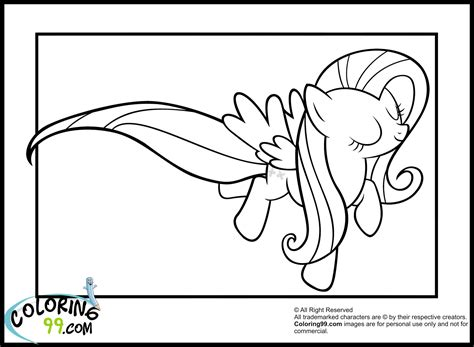 flying pony coloring pages my little pony fluttershy coloring pages team colors