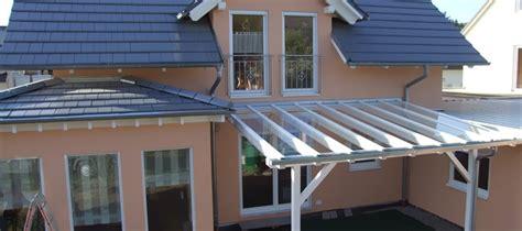 terrassenüberdachung aus holz mit glasdach zimmerei wittmer 79650 schopfheim glasdach