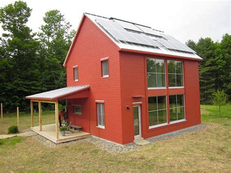 Small Homes Eugene Passive House From Maine Gant Custom Homes