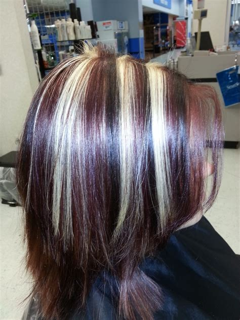 dramatic highlights and lowlights pictures highlights and lowlights heathers hairstyles