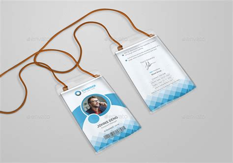 Best Id Card Templates by 31 Creative Id Card Designs Free Premium Templates