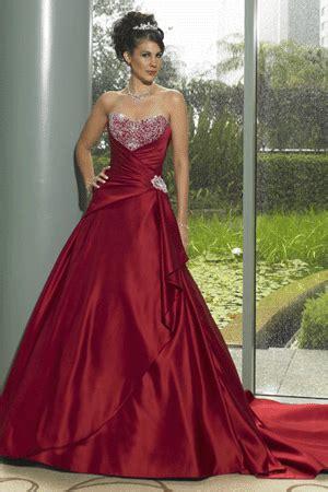 Brautkleider In Farbe by Fotos De Vestidos De Color Para Novias Paperblog