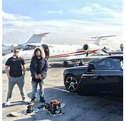 Nicky Diamonds Private Jets And Rolls Royce's  Celebrity