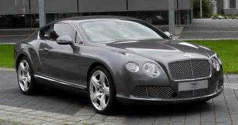 What Is A Bentley File Bentley Continental Gt Ii Frontansicht 2 30