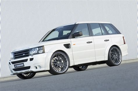 hamann land rover kahn land rover defender wide body winter edition