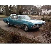 1968 Olds Cutlass 4 Door Glen Rock NJ