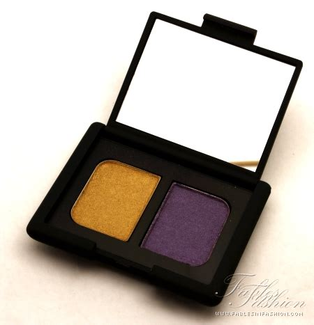 Review Eye Shadow Viva Duo nars duo eyeshadow bysance review swatches and photos fables in fashion