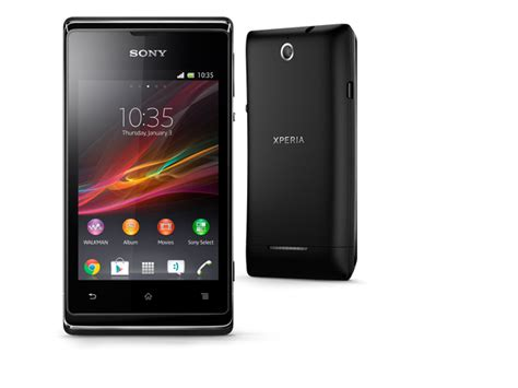 Hp Nokia E1 sony xperia e dual price specifications features comparison