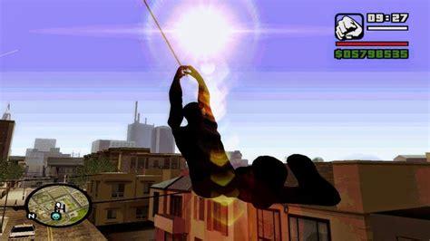 gta san andreas spiderman mod game free download for pc gta san andreas the amazing spiderman mod mod gtainside com