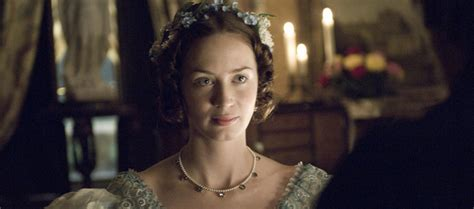 film young queen victoria exclusive pics and video from the young victoria