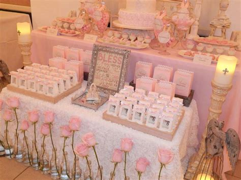 Vintage first holy communion first communion party ideas photo 3 of 17 catch my party