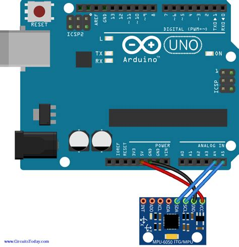 tutorial arduino mpu6050 accelerometer to arduino interfacing tutorial