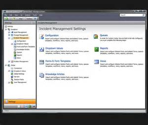 Microsoft Service Desk by Ux Portfolio Microsoft Service Manager