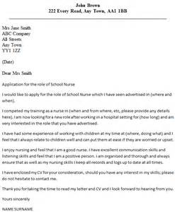 cover letter for nursing student cover letter free sle nursing school cover letter 2016