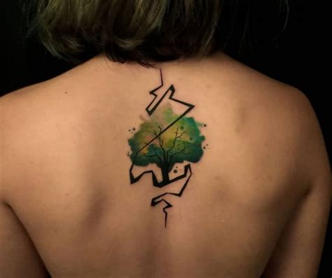 watercolor tattoos reviews watercolor tattoos beauteous trees tattoodo
