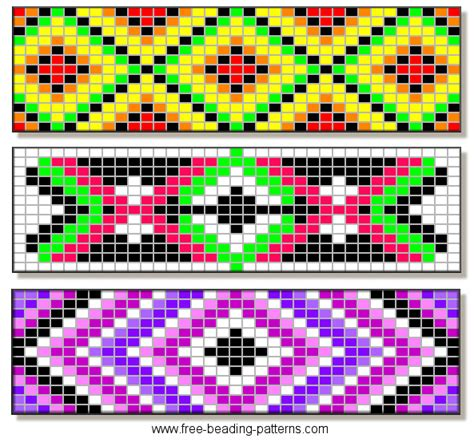 beading designs barrettes seed bead patterns i make jewelry