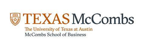 Mccombs Mba by File Mccombs School Of Business Logo Svg Wikimedia Commons