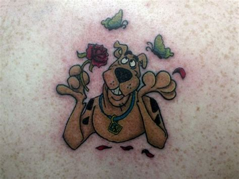 scooby doo tattoos 40 best images about now that s a scooby doo on
