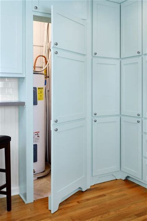 Water Heaters Cabinet Doors And Basements On Pinterest Water Heater Cabinet