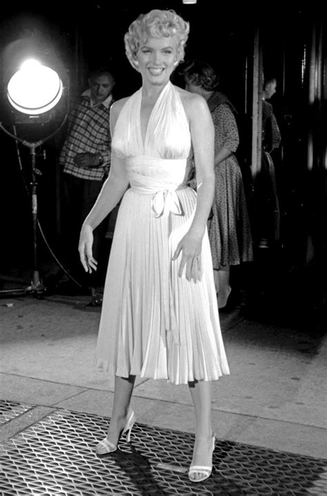 Dress Marilyn marilyn inspired bridal look arabia weddings