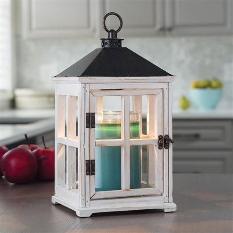 candel warmer home decorators collection single mantle candle