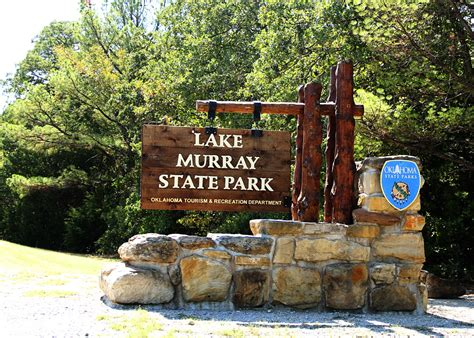 Lake Murray State Park Cabins by Lake Murray State Park Take 1 Chickasaw Country