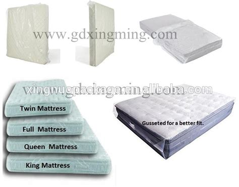 Plastic Mattress And Box Covers by Plastic Gusseted Mattress Bags And Box Covers 39 X