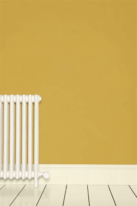farrow print room yellow bathroom creative