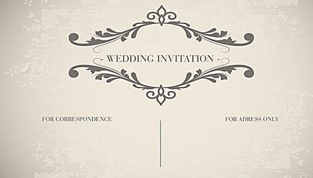 Wedding Invitation Card Pattern by Wedding Card Background Photos 212 Background Vectors And