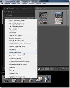 lightroom 4 video tutorial copie virtuali parte 2 lavorare con le copie virtuali in lightroom tutorial