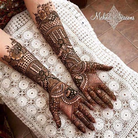 Hand Mehndi Designs Hd