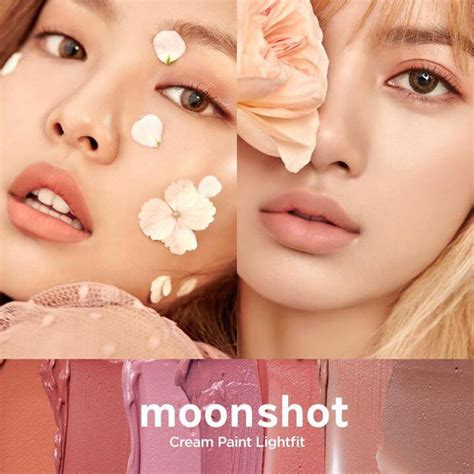 blackpink moonshot korean beauty box moonshot x blackpink s 2017 cream paint