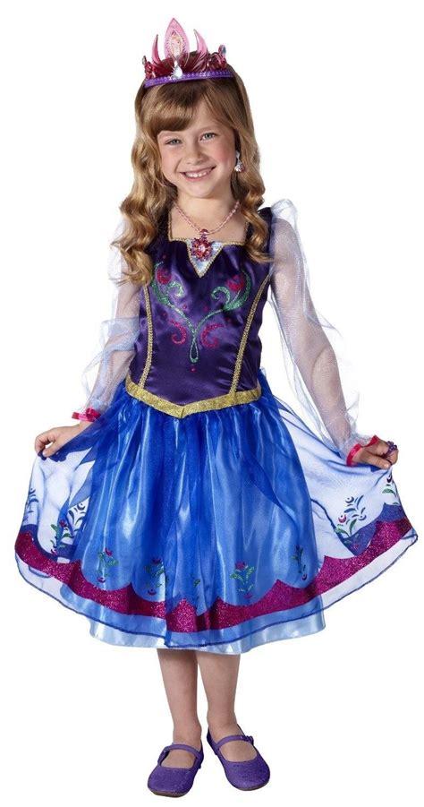 kostum princess anna frozen diy princess anna costume makeup from disney s frozen