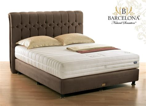 Kasur Bed President home mattresses size englander barcelona plush bed