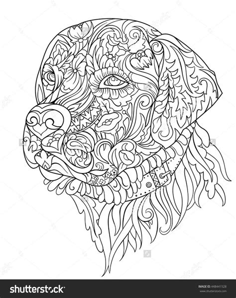 209 best Cats & Dogs Coloring For Adults Art Pages images