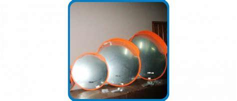 Cermin Lalu Lintas Stainless jual cermin tikungan jual rambu murah pabrik cat marka