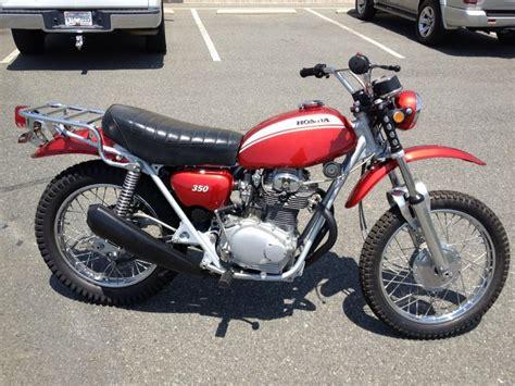 1973 honda sl350 parts