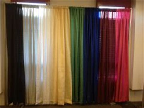 banjo cloth drapes drape 8 x 48 quot banjo cloth broadway party tent rental