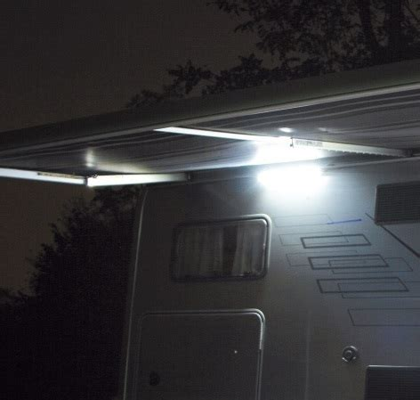 Caravan Awning Lights 12v by 12v Waterproof Awning Led Light For All Caravans And