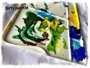 acrylic paint dried up tips for removing dried acrylic paint from palette