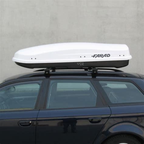 box tetto auto fapa bauli portatutto farad myautoshop